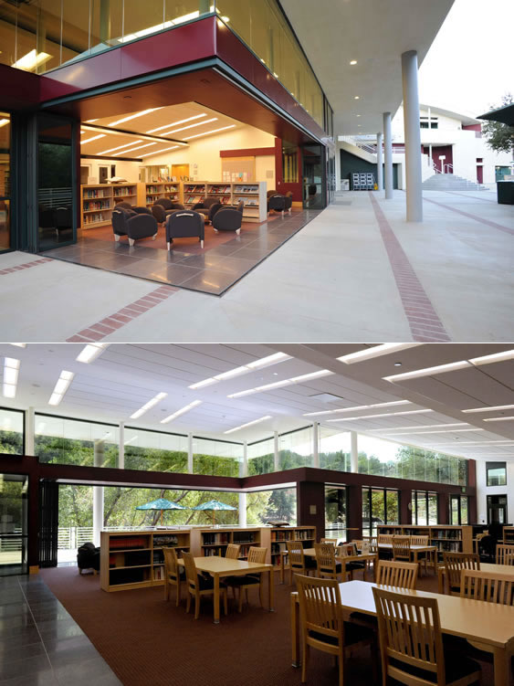 Viewpoint School Interior - Calabasas, CA - Tegan Marketing